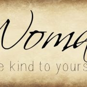 WOMAN-be-kind-to-yourself